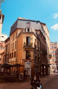 Toulouse centre ville